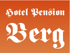 Hotel Pension Berg - Logo